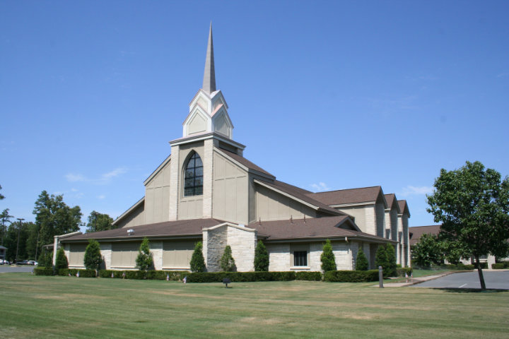 First Baaptist Church, Pine Bluff, AR